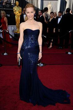 Leslie Mann - Roberto Cavalli - Oscars 2012