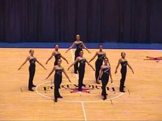Baton Twirling Team USA Syndication at USTA Nationals in Ft Worth, TX