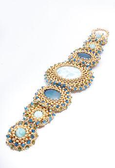 Handmade bracelet by Edgar Lopez