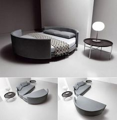 Multifunctional Furniture For Small Spaces Multifunctional Furniture For Small Spaces Space Saving Furniture Space Saving Beds, Space Saving Furniture, Furniture For Small Spaces, Cool Furniture, Living Room Furniture, Modern Furniture, Furniture Design, Modern Sofa, Furniture Ideas