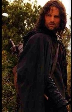 Aragorn - Viggo Mortensen, Lord of the Rings Fellowship Of The Ring, Lord Of The Rings, Legolas, Aragorn Lotr, Thranduil, O Hobbit, Between Two Worlds, Into The West, Viggo Mortensen