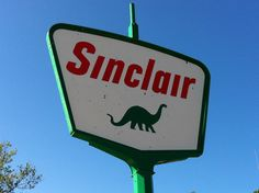 Sinclair. Dino the Dinosaur. Just one more thing I really like.