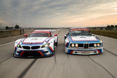 BMW präsentiert Jubiläums-Design des BMW Z4 GTLM für Sebring