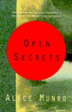 Open Secrets  by Alice Munro