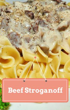 Who doesn't love a good Beef Stroganoff recipe? On The Chew, Michael Symon shared his recipe to help you easily make it at home, without canned soup!