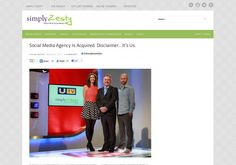 Great! SimplyZesty is acquired by UTV