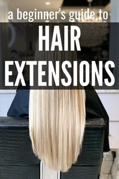 Here's a breakdown of how much hair extensions cost, whether you're looking to get the best clip-in extensions, tape-ins, or beaded extensions at a salon. Permanent Hair Extensions, Hair Extensions Tutorial, Hair Extensions For Short Hair, Best Hair Brush, Hair Extension Salon, Really Short Hair, Hair Tape, Extension Hairstyles, Extensions