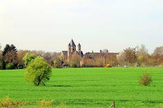 Kloster Knechtsteden. Dormagen, in der Nähne von Straberg.