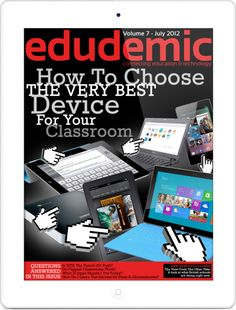 How to choose the best device for your classroom Educational Leadership, Educational Technology, Instructional Design, Primary Education, Chromebook, 21st Century, Curriculum, Literacy, Improve Yourself