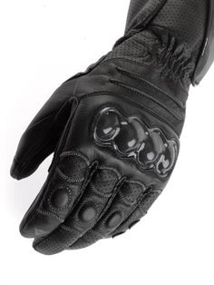 Dainese Guanto Redgate Gloves- Black