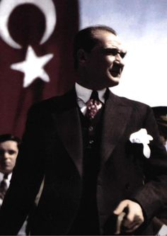 Atatürk, a true leader!