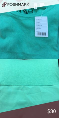 Moth Anthropologie NWT top size M Teal mixed media Moth Anthropologie size M top. Retail $98.00 excellent condition Anthropologie Tops