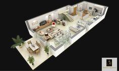 Duplex ( Rez de chaussée ) Véritable appartement villa de 300 m² , ce duplex, offre une grande cuisine, une chambre de service et un double séjour lumineux donnant sur un jardin privatif périphérique. A l'étage, le choix vous est offert entre 3 ou 4 suites indépendantes. La suite parentale offre un grand dressing, une salle de bains confortable et un joli balcon. Les autres suites sont elles aussi pensées pour offrir confort et intimité.