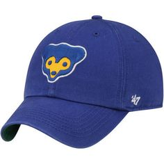 low priced f5d6d d081f  47 Chicago Cubs Royal Face Franchise Cooperstown Fitted Hat - MLB  47