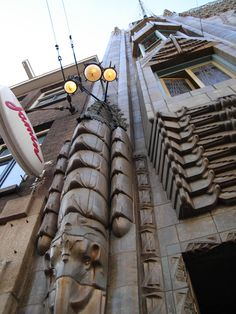 Pathé Tuschinski is a movie theater in the Netherlands in Amsterdam commissioned by Abraham Icek Tuschinski in 1921 at a cost of 4 million guilders.
