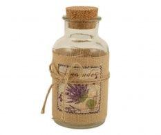 Dekoračná fľaša Lavender Bouquet S