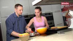Orosz krémtorta Food Videos, Tiramisu, Sweets, Youtube, Recipes, Caramel, Gummi Candy, Candy