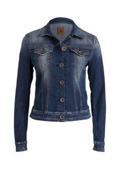 d04f581b90f6 Jeansjacken sind absolut zeitlos und sind immer im Trend. Dieses Modell  besticht durch leichte Qualität und tolle Waschung.