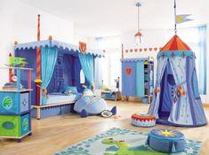 Habitación infantil de caballero de la firma Haba