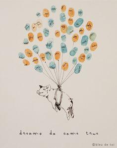 Bleu de Toi - Pig Balloons, $35.00 (http://www.shopbdt.com/pig-balloons/)