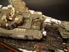 Churchill, Scale Models, Vignettes, Wwii, Tanks, Combat Boots, Military, History, Dioramas