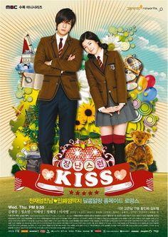 Mischivous Kiss / Playful Kiss - Korean Drama