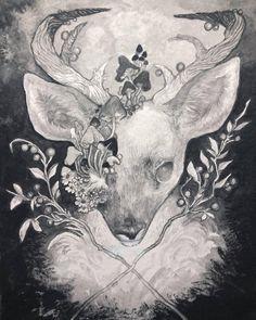 Inktober, Hybrid Art, Cool Monsters, Artist Alley, Art Prompts, Animal Drawings, Ink Drawings, Art Inspo, Fantasy Art