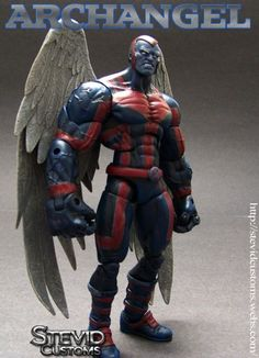 Archangel (Marvel Legends) Custom Action Figure