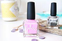 {Habanero}: ❥❥ {Review \\ Recensione} ◉ ⌠organic nailcare⌡⇶ Julisa 5-Free Nail Polish  #nails #nailart #manicure #beauty #beautytips #5free #vegan #nailpolish #julisa
