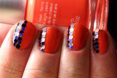 Polish All The Nails Mermaid Nails I Need To Do This After I Take Off My Gels #nails, #fashion, #pinsland, https://apps.facebook.com/yangutu