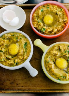 Braised Lentils and Chard Topped with an Egg | Recipe | Lentils, Egg ...