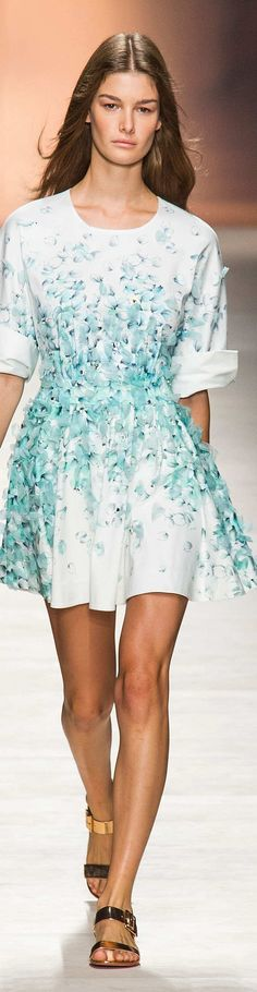 Blumarine Collection Spring 2015 | The House of Beccaria~