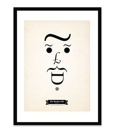 Typography Series of Faces Made from Fonts by Tiago Pinto ~ Type Faces. Get it? :D