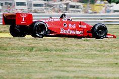 Bobby Rahal - Lola T87/00 Cosworth - Truesports - Budweiser/G. I. Joe's 200 Presented by Texaco/Havoline - 1987 PPG Indy Car World Series, round 5 - © Kenneth Barton Motorsport