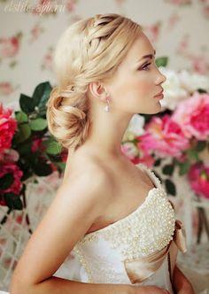 Balunz - vi älskar bröllop och bröllopsaccessoarer!: Sno stilen: 4 stiliga bröllopsfrisyrer!