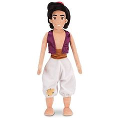 If you can find it cheaper. I'm hoping to find one at the DI or something. Disney's Plush Aladdin Doll -- 21'' H Disney http://www.amazon.com/dp/B0091X35C2/ref=cm_sw_r_pi_dp_Mws6tb061X1FB !