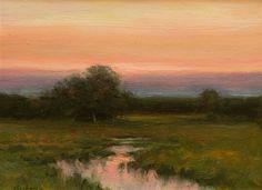A Summer Evening by Dennis Sheehan