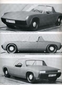 Porsche 914 Prototype  www.kingsofsports.com