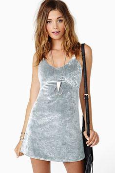 Vixen Velvet Dress by #ForLoveandLemons