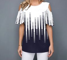 Wow picks! Fallon - Printed Blouse at $31.90 Choose your wows. 🐕 Printed Blouse, Sunlight, Different Styles, Collections, Blouses, Chic, Sexy, Prints, Shopping