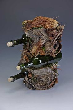 Back Woods Art Custom Wine Racks