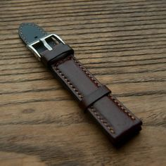 Orologio fatto a mano Strap Brown Color Watch Band mano Brown Leather Strap Watch, Watch Bands, Watches For Men, Handmade, Etsy, Color, Hand Made, Colour, Gents Watches
