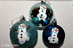 Totally doing this with the boys this year! Frozen Christmas Tree, Christmas Booth, Christmas Tree Themes, Disney Christmas, Christmas Wishes, Christmas Projects, Kids Christmas, Xmas, Christmas Ornaments