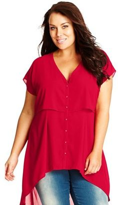 Plus Size Shirt