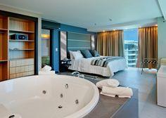Habitaciones de lujo, cerca del mar. http://www.tibisayhotelboutique.com/