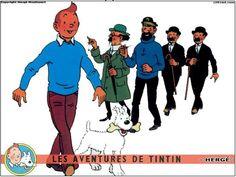 Les amis de Tintin
