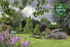 https://flic.kr/p/VqWhxM   The Topiary Cat visits Chalfont St. Giles   A typical English garden is honoured by a special visitor.