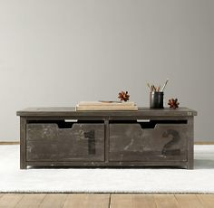 for our grownup coffee table! Mason Activity Table   Playroom   Restoration Hardware Baby & Child