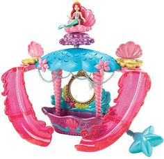 Disney The Little Mermaid Favorite Moments Bath Time Playset