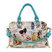 femmes mignon d& de la chaîne pu sac * 34 * – EUR € Cheap Handbags, Tote Handbags, Purses And Bags, Diaper Bag, Satchel, Chain, Cute, Shoulder Bags, Stuff To Buy